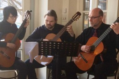 Pittsburgh Classical Guitar Society – Striking a Chord in